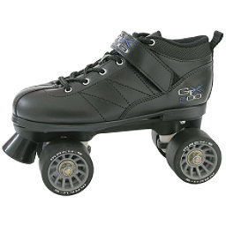 Pacer GTX-500 Boys Speed Roller Skates, Black, 256