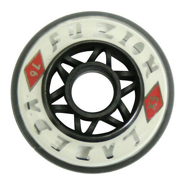 Labeda Fuzion X-Soft Inline Hockey Skate Wheels - 4 Pack, , 600