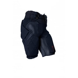 Crash Pads 2300 Padded Shorts, Black, 256