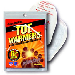 Grabber Toe Warmers 8-Pack 2017, , 256