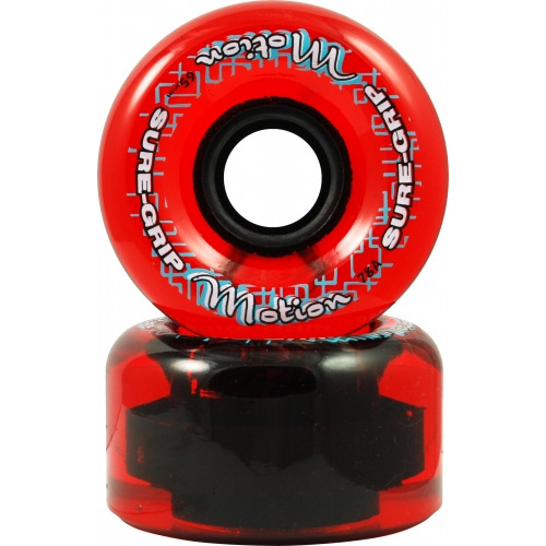 Sure Grip International Motion 62mm Roller Skate Wheels - 8 Pack im test