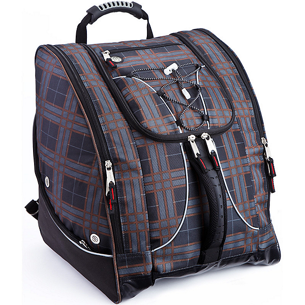 Athalon Everything Ski Boot Bag, Plaid, 600