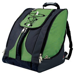 Athalon Everything Ski Boot Bag, Green-Black, 256