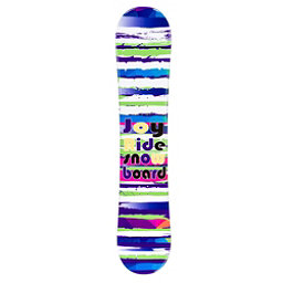 JoyRide Stripes Purple Rocker Girls Snowboard, , 256