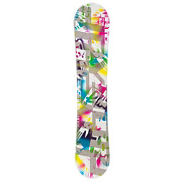 JoyRide Scramble White Girls Snowboard, , 256