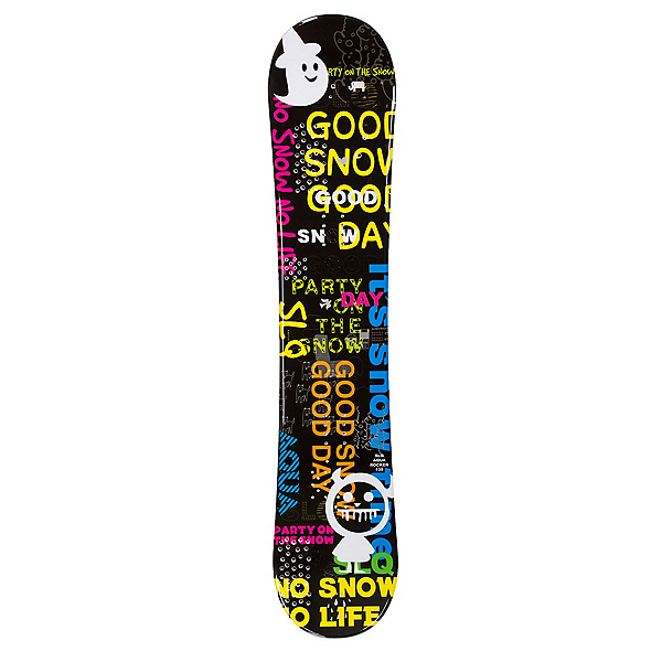 SLQ Aqua Boys Snowboard, , 600