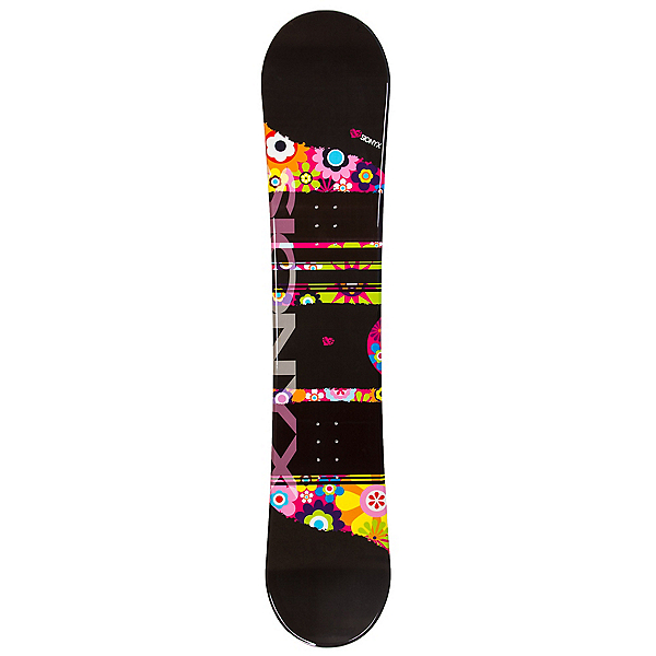 Sionyx Flower Girl Black Girls Snowboard, , 600