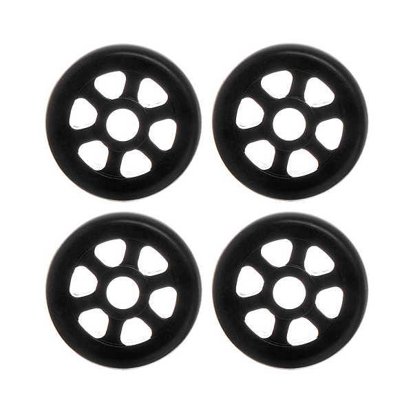 Rollerblade TRS Anti-Rocker Aggressive Skate Wheels - 4pack 2018, , 600