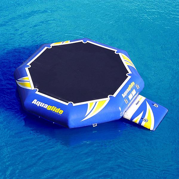 Aquaglide Platinum Rebound 16 Foot Bounce Platform 2020, , 600