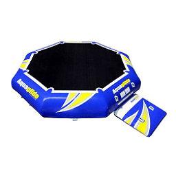 Aquaglide Platinum Rebound 16 Foot Bouncer Aquapark Set, , 256