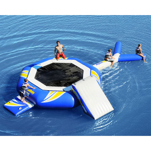 Image of Aquaglide Platinum SuperTramp 17 Foot Water Trampoline