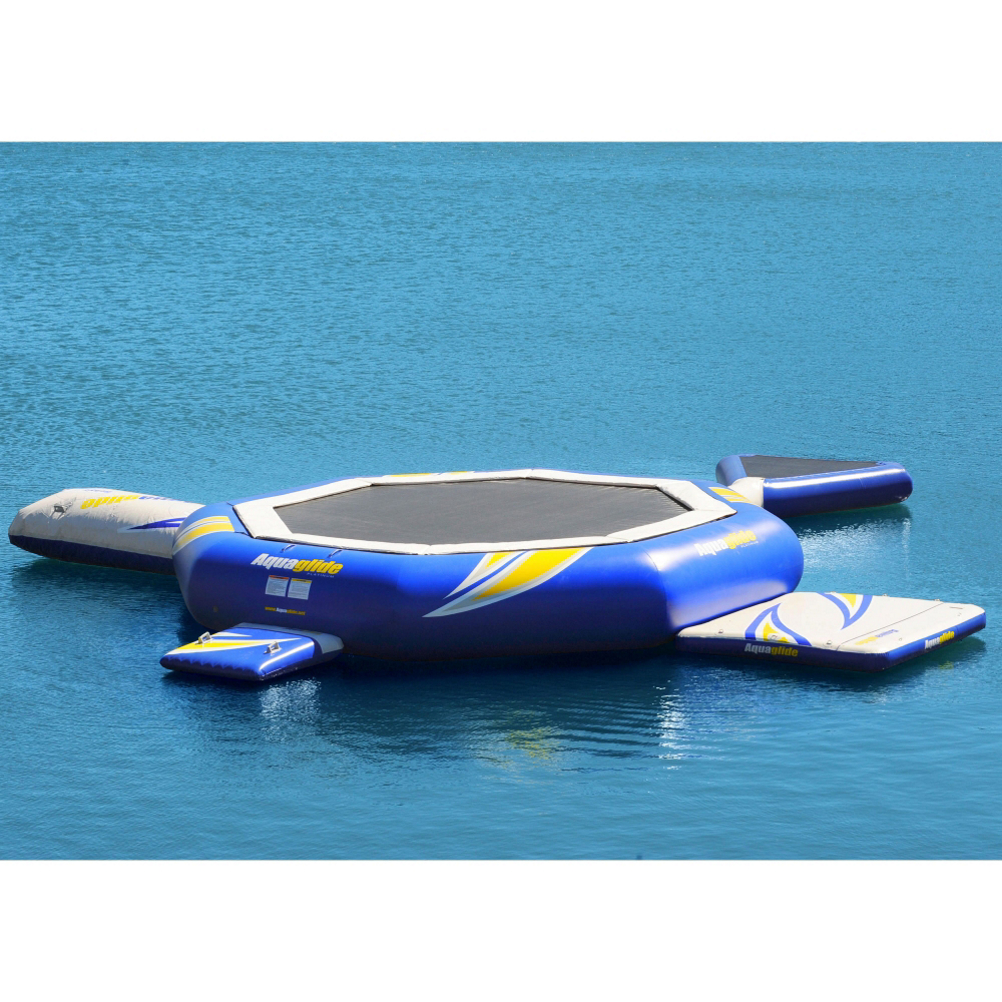 Image of Aquaglide Platinum Supertramp 23 Foot Water Trampoline