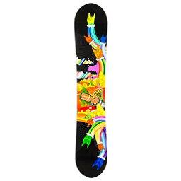 Black Fire Scoop Hands Snowboard, , 256