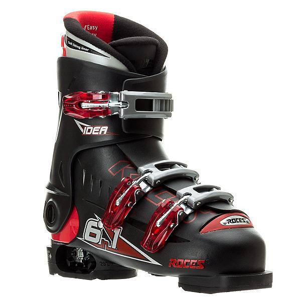 Roces Idea Adjustable Kids Ski Boots, , 600