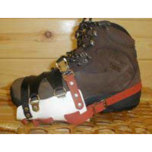 Country Ways Super A Snowshoe Bindings im test