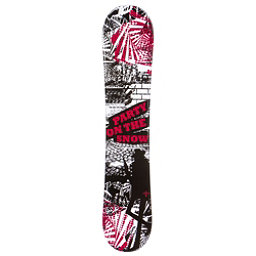 SLQ Awesome Red Boys Snowboard, , 256