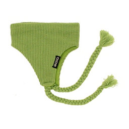 9010 New Snowboard Ski Knit Headband With Tails Green, , 256