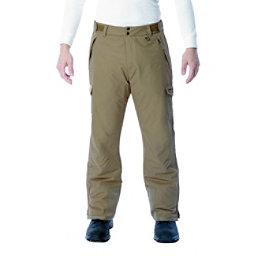 Arctix Classic Series Mens Ski Pants, Khaki, 256