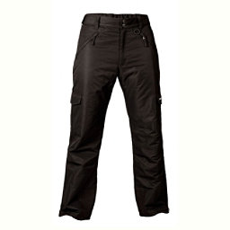 Arctix Classic Series Mens Ski Pants, Black, 256