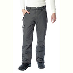 Arctix Classic Series Mens Ski Pants, Charcoal, 256