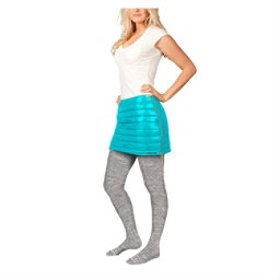 Arctix Womens Insulated Powder Cloud Ski Skirt, Aqua, 256