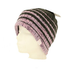 Chaos New Cozy Chaos Pink Gray Thick Beanie Hat Ski Snowboard, Gypu, 256