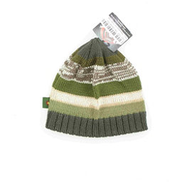 Chaos Ski and Snowboard Beanie Hat, Green, 256