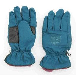 Conroy New WeatherFlex Ski Waterproof Gloves, Green, 256