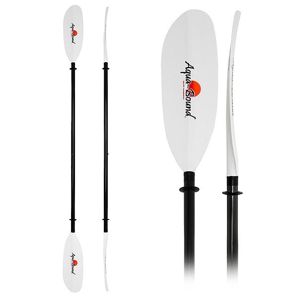 AquaBound Sting Ray Hybrid 2-Piece Small Shaft Kayak Paddle, , 600