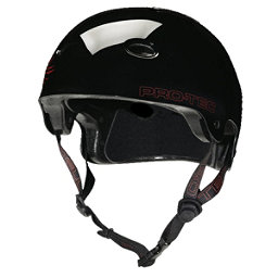 Pro-Tec B2 SXP Mens Skate Helmet, Gloss Black, 256