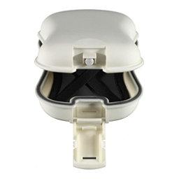 B&W Outdoor Cases SX Waterproof Case, White, 256
