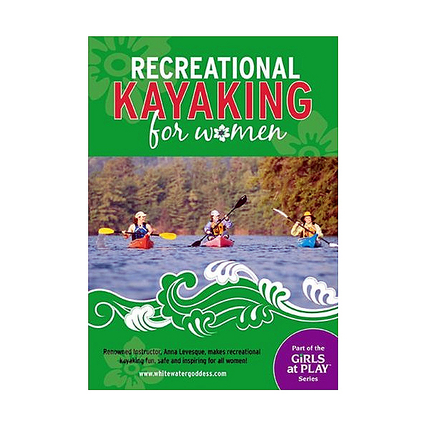 Heliconia Press Recreational Kayaking for Women Kayak DVD Video, , 600