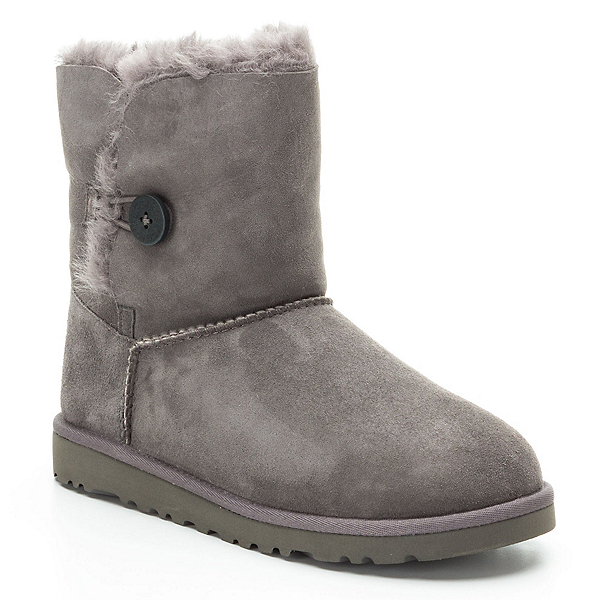 UGG Bailey Button Girls Boots, , 600
