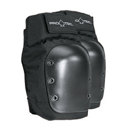 Pro-Tec Street Knee Pads 2017, Black, 256
