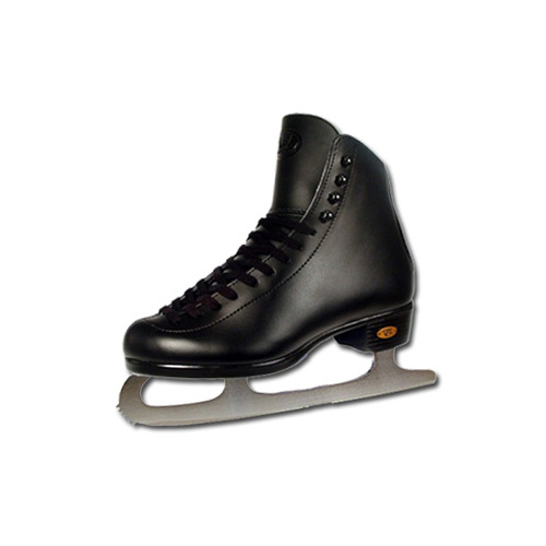 Riedell Black 21J Kids Figure Ice Skates im test