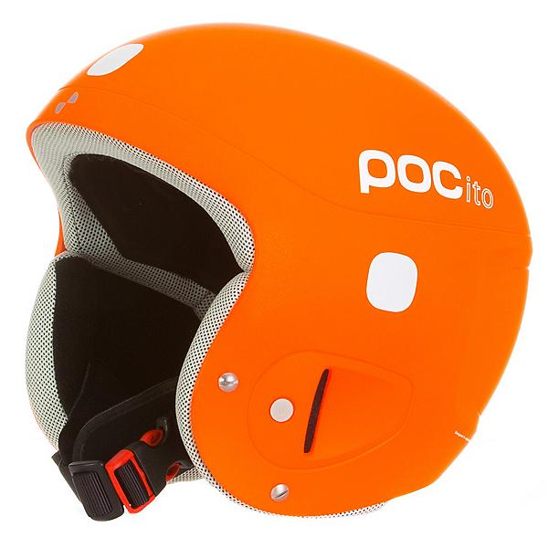 POC POCito Skull Kids Helmet, Flourescent Orange, 600