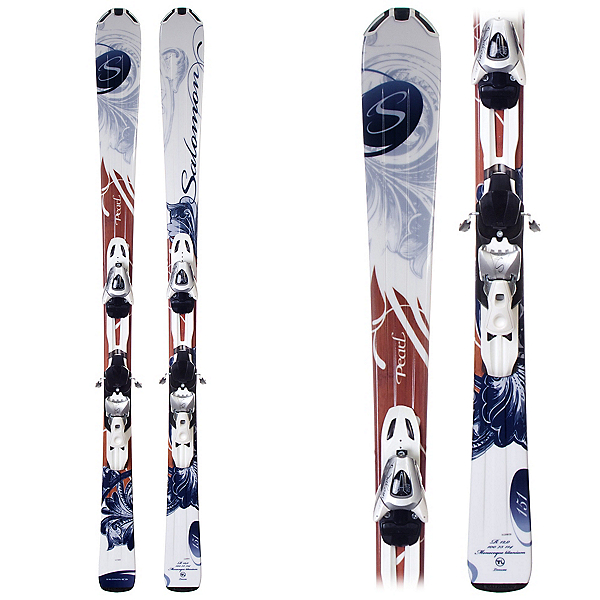 Salomon Origins Amber Skis w L9 Bindings Womens