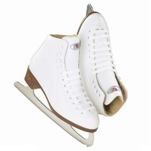 Riedell 10 J Kids Figure Ice Skate Girls Figure Ice Skates im test