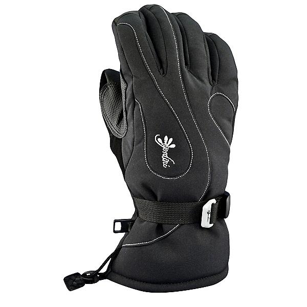 Gordini Fall Line II Womens Gloves, Black, 600