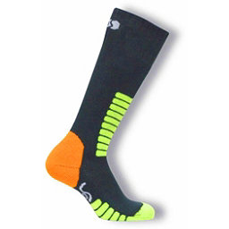 Euro Sock Ski Supreme Kids Ski Socks, Anthracite, 256