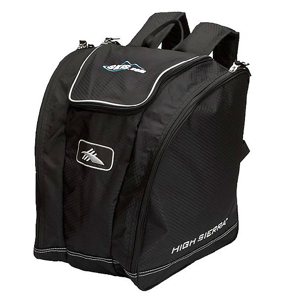 High Sierra Trapezoid Ski Boot Bag, Black, 600