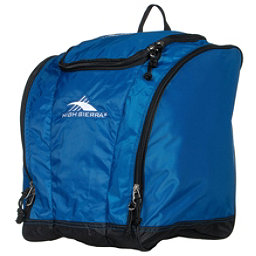 High Sierra Trapezoid Ski Boot Bag, Vivid Blue-Black, 256