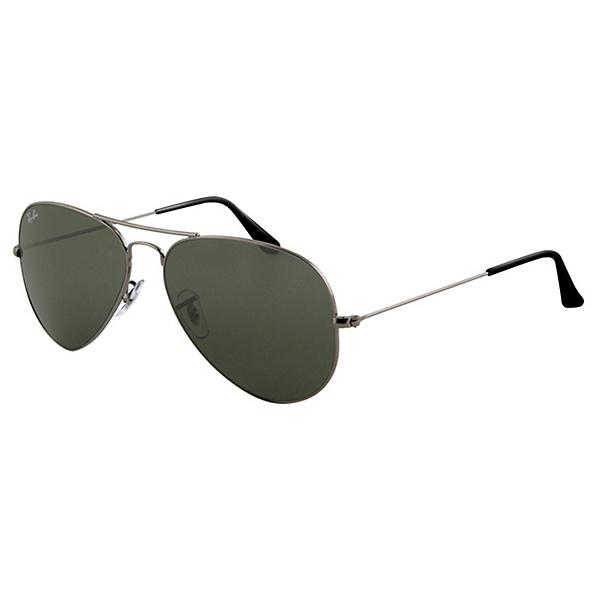 Ray-Ban Aviator Large Metal Sunglasses, , 600