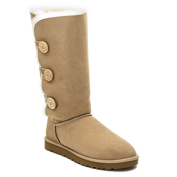 UGG Bailey Button Triplet Womens Boots, , 600