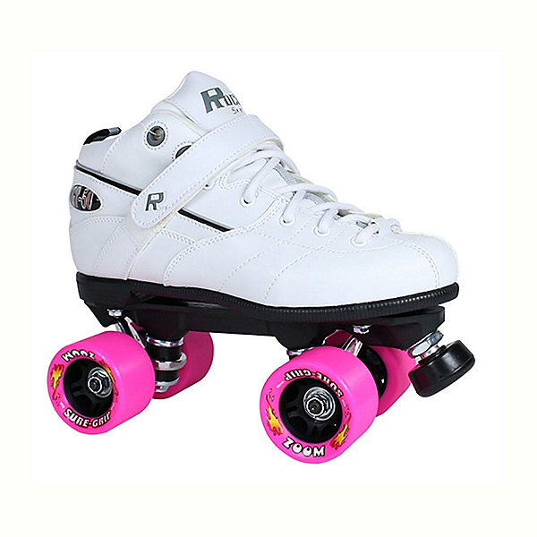 Rock GT-50 Zoom White Speed Roller Skates, , 600