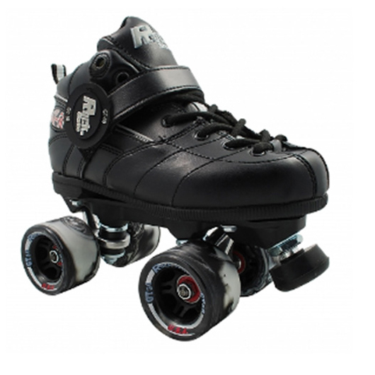 Rock GT-50 Twister Black Boys Speed Roller Skates im test