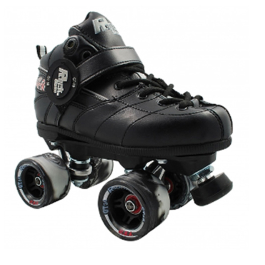 Rock GT-50 Twister Black Speed Roller Skates im test