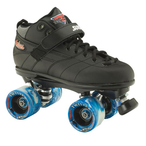 Sure Grip International Rebel Twister Speed Roller Skates im test