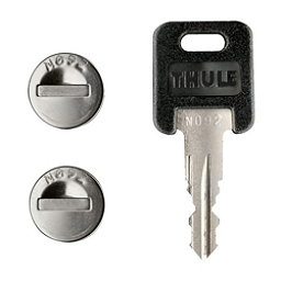 Thule 4-Pack Lock Cylinder, , 256