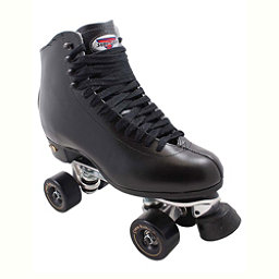 Sure Grip International 73 Century Roller Bones Artistic Roller Skates, Black, 256